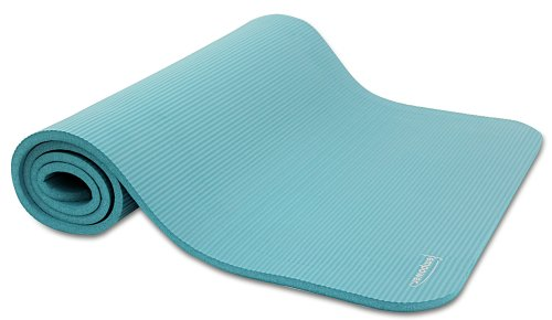 Empower Deluxe Fitness Mat Teal product image