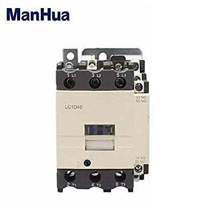 amazon com manhua hot product lc1 d4011 telemecanique wiring 3 Phase Reversing Contactor Wiring Diagram amazon com manhua hot product lc1 d4011 telemecanique wiring diagram electrical contactor home audio \u0026 theater