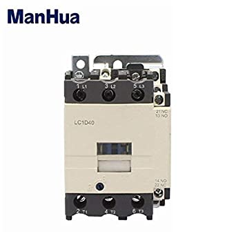 manhua hot product lc1-d4011 telemecanique wiring diagram electrical  contactor: amazon ca: electronics