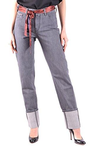 MCBI160315O Femme Jeans Jacob Cohen Gris Coton E1vcRqw