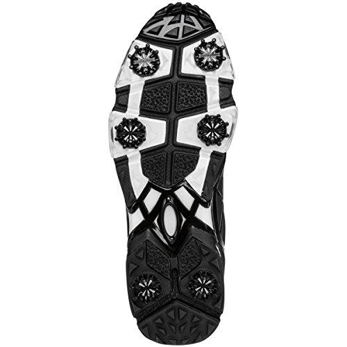 8700295a4509c8 Oakley Homme Chaussures de golf d ozone multicolore Noir Blanc 10 Regular UK   Amazon.fr  Sports et Loisirs