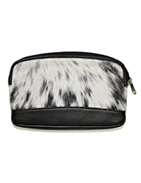 Ashlin® 100% Jersey Cowhide MILLIE Compact Cosmetic Bag (T7444-65-01)