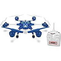 World Tech Toys 2.4Ghz Nano Alpha Spy Drone with Video Camera 4.5 Channel RC Quadcopter