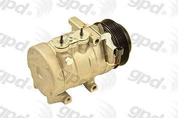 Amazon Com Global Parts Distributors New A C Compressor Fits 03 06 Expediton 6512988 Automotive