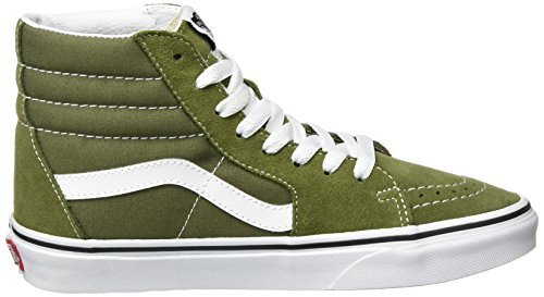 Vans Unisex Verde Adulto hi True White Moss Winter Zapatillas Sk8 OFUPrqO