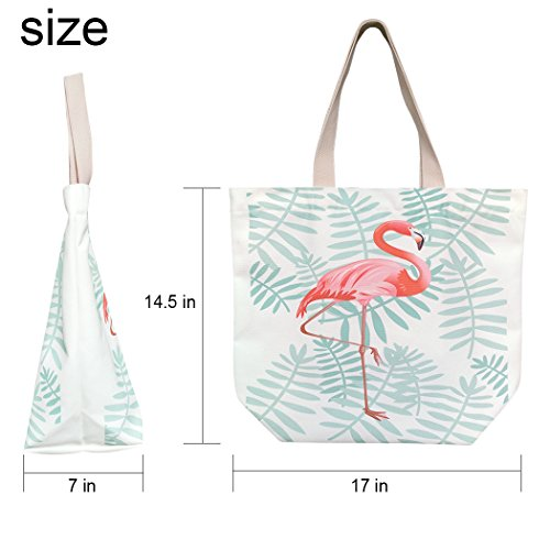 Stitching bandoulière Grid Flamingo Glace Ancre Sac Sacs à cartable violetpos Sac main personnalisé Shopping Canvas UT8ZBP