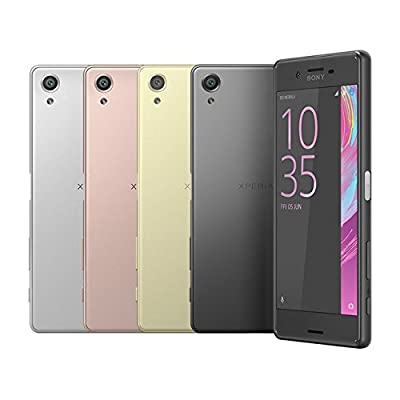 Sony Xperia X F5121 32GB 5 Inch 13MP/23MP 4G LTE Factory Unlocked - International Stock No Warranty