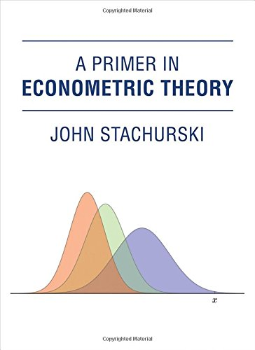 a primer in econometric theory pdf