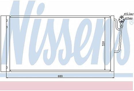 Nissens 940118 Kondensator Klimaanlage Auto