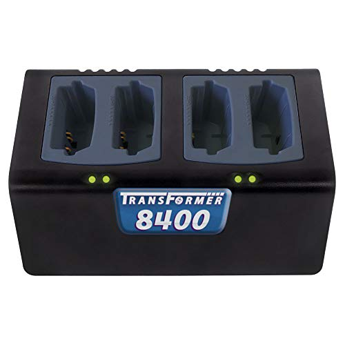 - Transformer 4-Bay Battery Charger for Polycom/SpectraLink 8400 & 8440 Series Batteries. Power Supply Included