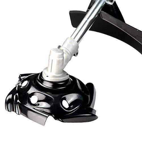 Sywan Universal Weed Trimmer Head Lawn Mower Sharpener Brush Cutter Head 9.5