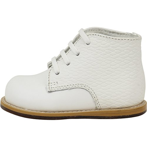 Shoes Unisex Kid's Josmo Walking Shoe Woven White qAw1F