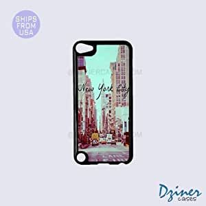 Diy For HTC One M7 Case Cover Vinatge New York City