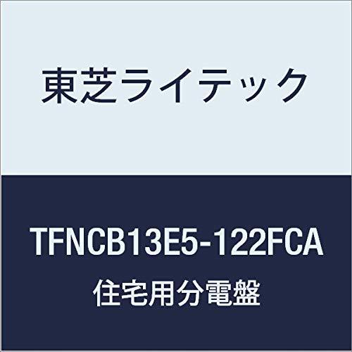 東芝ライテック 小形住宅用分電盤 Nシリーズ 家庭用燃料電池システム対応 50A 12-2 扉付 機能付 TFNCB13E5-122FCA B01J9RATSW