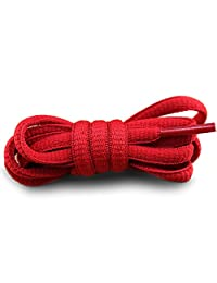 Imixshopcs 2 Pairs of Replacement Flat Shoelaces Shoe Laces Strings for Sports Shoes Boots Sneakers Skates
