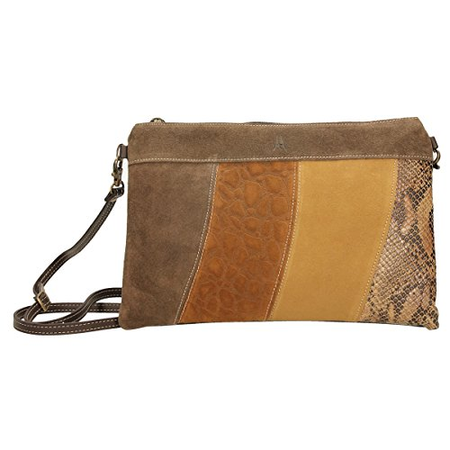Borsa Anther Multicolore A Mano Donna 6YRwqYd