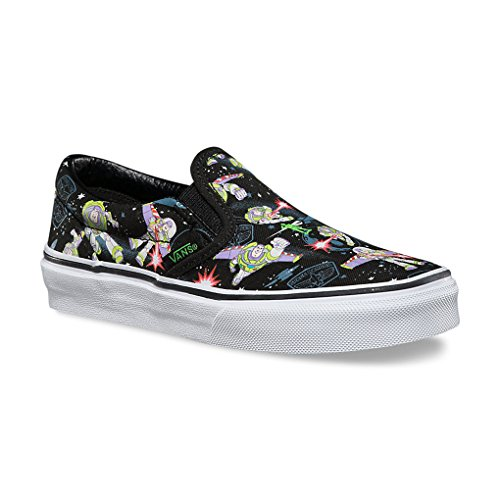 Price comparison product image Vans Classic Slip on Disney Pixar Toy Story Sneakers Kid / Youth Shoes (4.5)