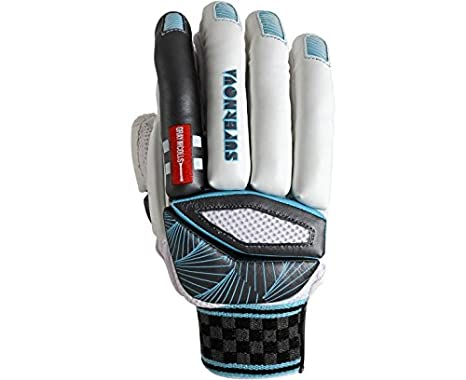 aa70ff39555 Gray Nicolls Supernova 500 Cricket Gloves (2017) - Youths Left Handed