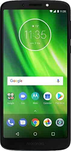 Moto G6 Play – 32 GB – Unlocked (AT&T/Sprint/T-Mobile/Verizon) – Deep Indigo - (U.S. Warranty)