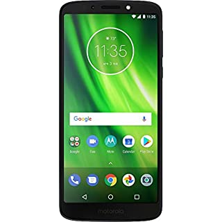 "Motorola Moto G6 Play Factory Unlocked Phone - 5.7"" Screen - 32GB - Deep Indigo"