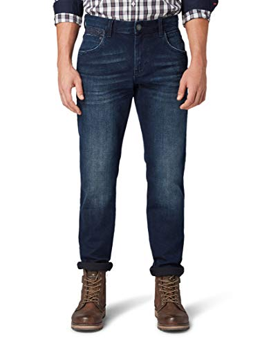 TOM TAILOR Herren Jeanshosen Josh Regular Slim Jeans