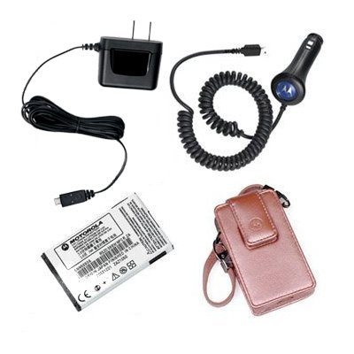 Combo: Motorola Car Charger (SYN0847), Travel & Home Char...