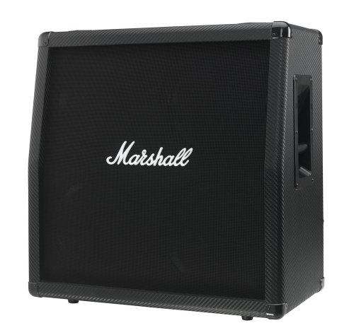 Marshall MG412ACF MG Series 120-Watt 4x12-Inch Angled Guitar Extension (4x12 Guitar Extension Speaker Cabinet)