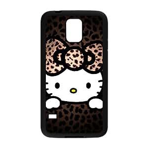 DASHUJUA Hello kitty Phone Case for samsung galaxy S5 Case
