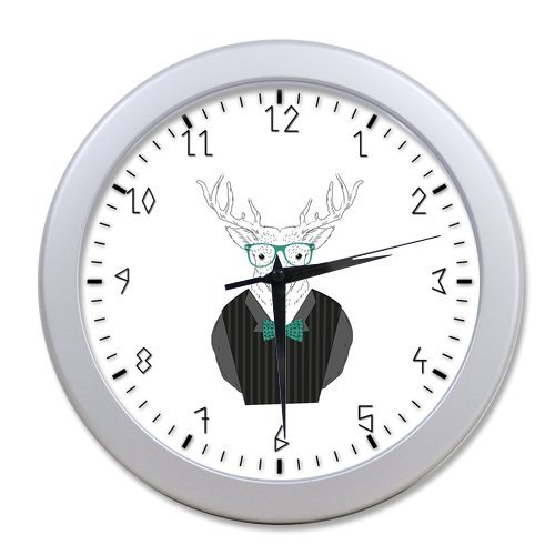 G-Store NBA Milwaukee Bucks Alarm Clock as a Nice Gift 9.65 inches