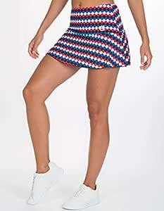 a40grados Sport & Style Geometric Falda, Mujer: Amazon.es ...