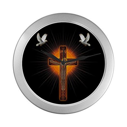 Outdoor Lighted Church Cross - 7