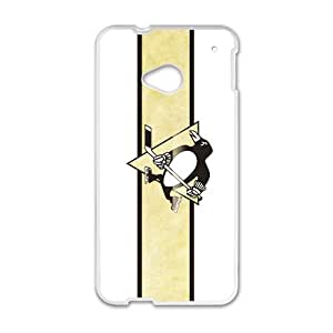 Pittsburgh Penguins HTC M7 case