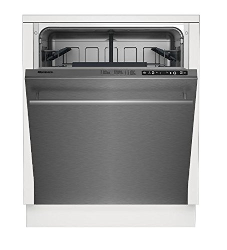 Blomberg DW55502SS Built In Dishwasher with 14 Place...