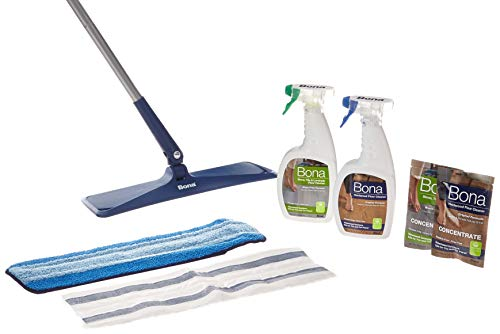 Bona Multi-Surface Floor Care Kit - Green Hardwood Floor