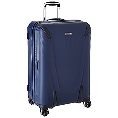 Samsonite Silhouette Sphere 2 Hardside Spinner 26, Twilight Blue, One Size
