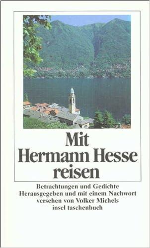 Hesse gedicht reisen