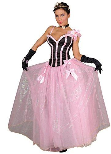 Unbekannt Stamco Prinzessinkostüm zweifarbig