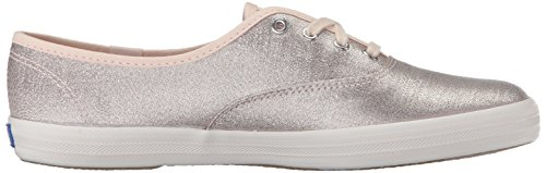 Keds Womens Champion Lurex Fashion Sneaker Champagne