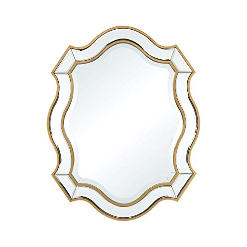 AR Lighting Cajun Queen Mirror