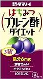 タマノイ はちみつプルーン酢ダイエットLL 125ml×24本