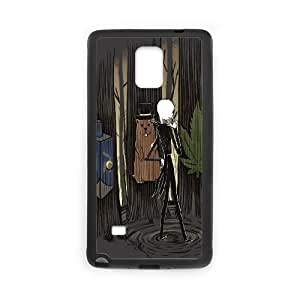 Samsung Galaxy Note 4 Cell Phone Case Black FOREST OF ADDITIONAL HOLIDAYS LV7156117