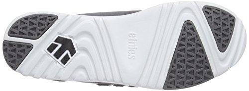 Etnies Lo-Cut Sc, Men's Skateboarding Shoes Grey (Grey/Black/White)
