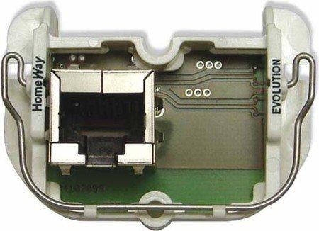 HOMEWAY HAXHSM-E0200-C046 HW-EKKS 8//8 RJ45 Evolution 10GBE