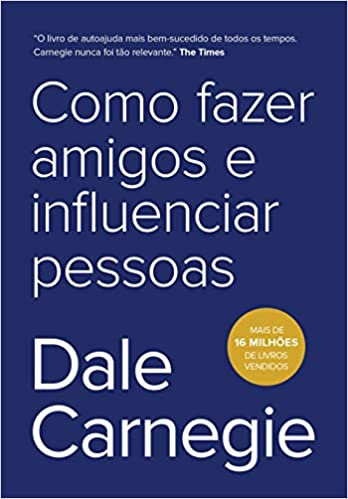 livro Como fazer amigos e influenciar pessoas