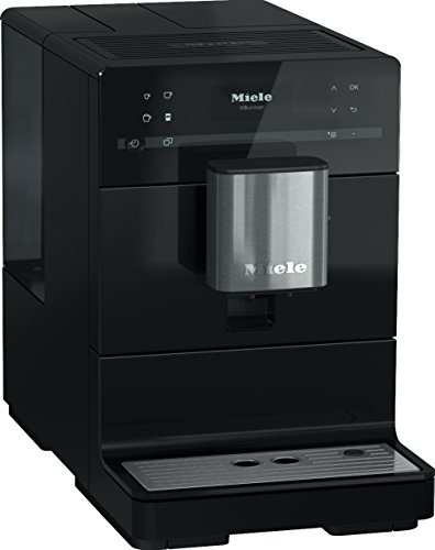 Miele CM5300 Coffee System, Medium, Black
