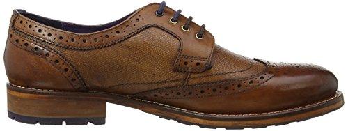 Ted Baker Cassiuss 4 - Zapatos de vestir Hombre Marrón (Tan)