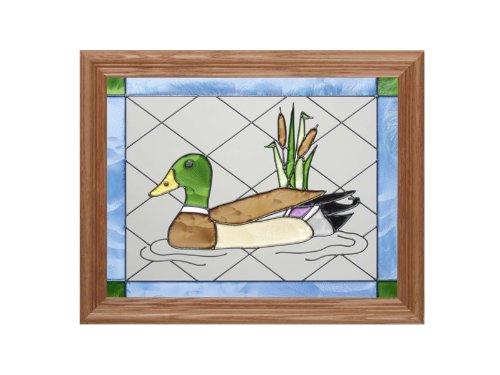 - Bird Duck, B-016 Art Glass
