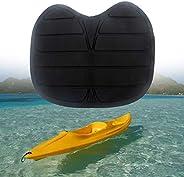 GEZICHTA Kayak Seat Pad, Thicken Soft Kayak Canoe Fishing Boat Seat Cushion Pad for Kayak Outdoor Camping Fish