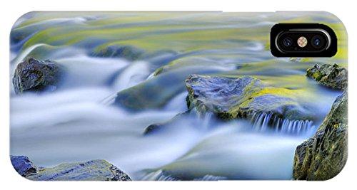 Iphone X Slim Case  Argen River  By Pixels