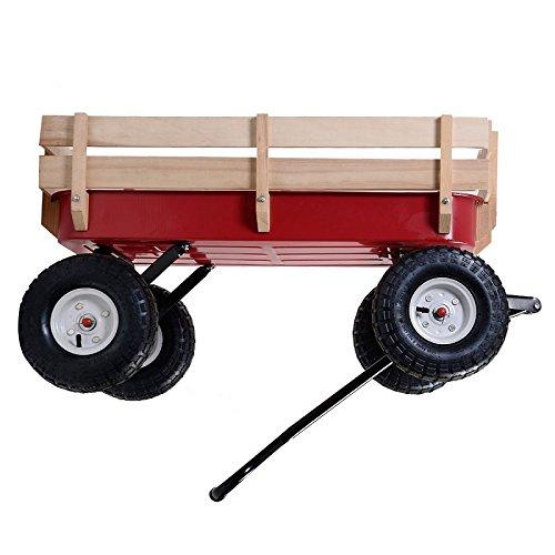 Pulling Garden Cart Wagon SBP-144